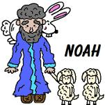 Noahs Ark Sunday School Coloring Pages-Bible Coloring Pages