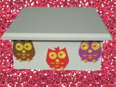Owl Cake Stands