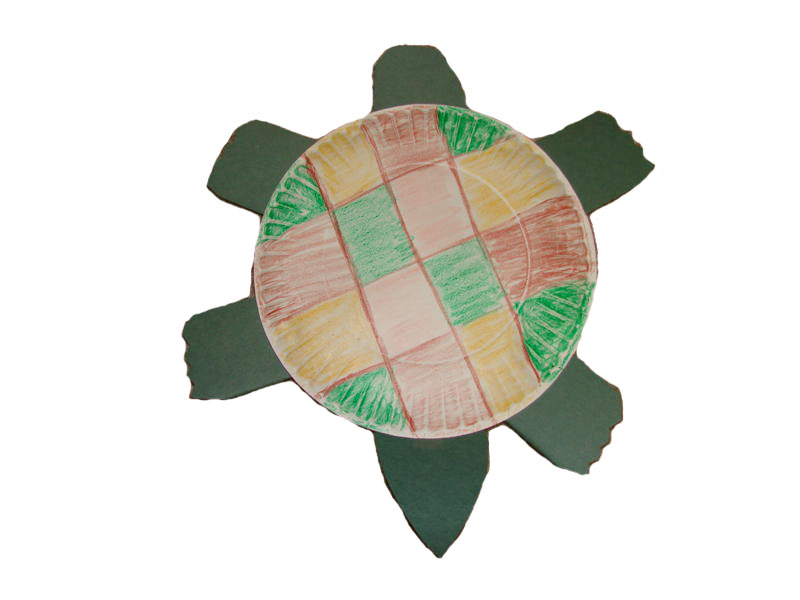 Father's Day Turtle Craft