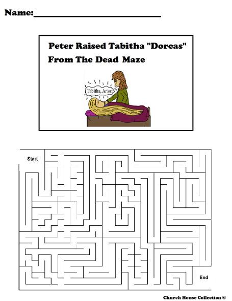 Peter%20Raised%20Tabitha%20Dorcas%20From%20The%20Dead%20Maze