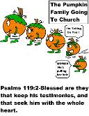 Pumpkin Coloring Pages Pumpkin Family Going To Church Coloring Page