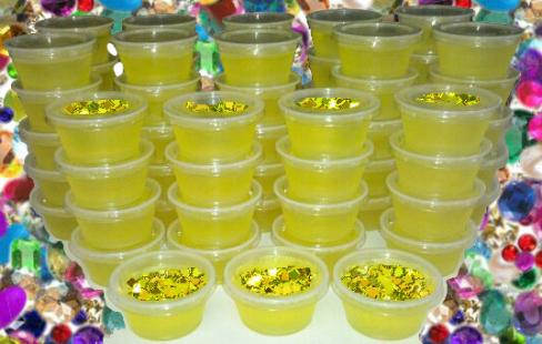 Streets of Gold Snacks Jello For kids mansions in heaven
