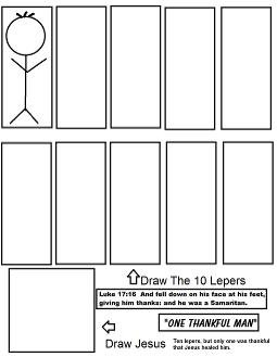 Thanksgiving Lessons- Activity Sheet