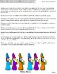 Three Wise Men Sunday School Lesson KJV Page 2