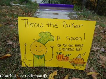 Fall Festival Games Harvest Festival For Church Game Ideas Throw the Baker a spoon so he bake a pumpkin pie