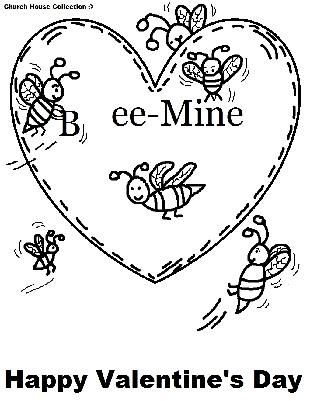 valentins day crafts an coloring pages - photo #21