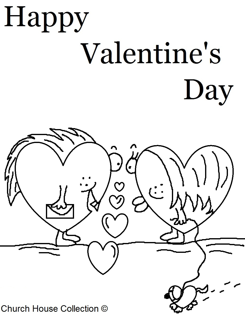 valentine u0027s day coloring pages for