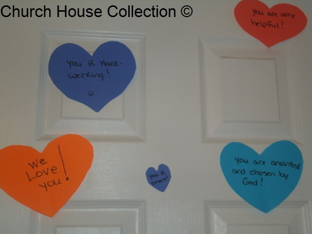 Valentine's Day Heart Surprise For Kids