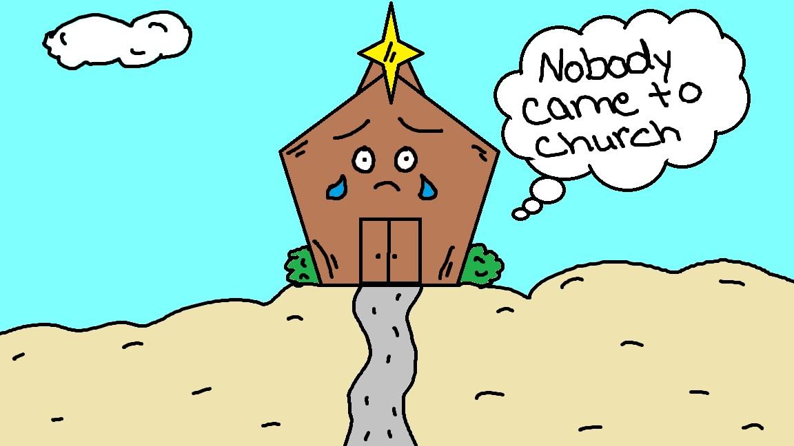 Church House Clipart