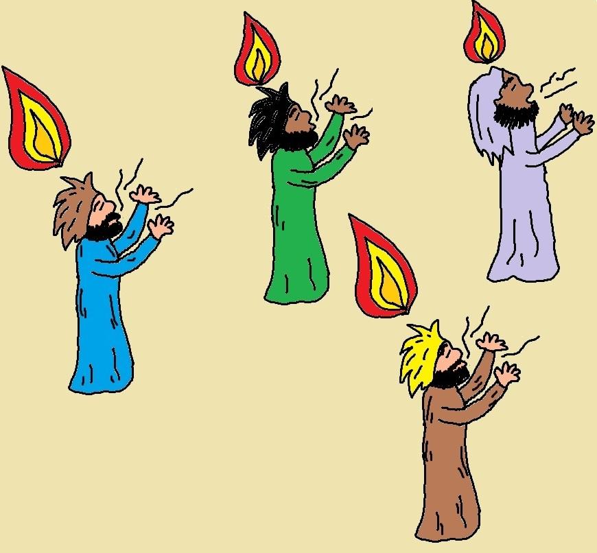 Pentecost Sunday School Lesson
