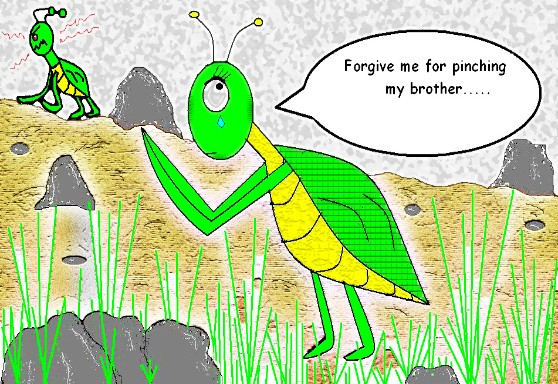 praying for forgiveness picture clipart